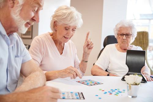 Objektmöbel – Sessel für Seniorenheime und Krankenhäuser