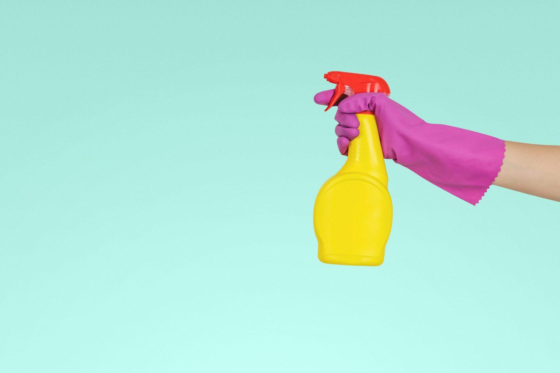 Pflegesessel reinigen und desinfizieren